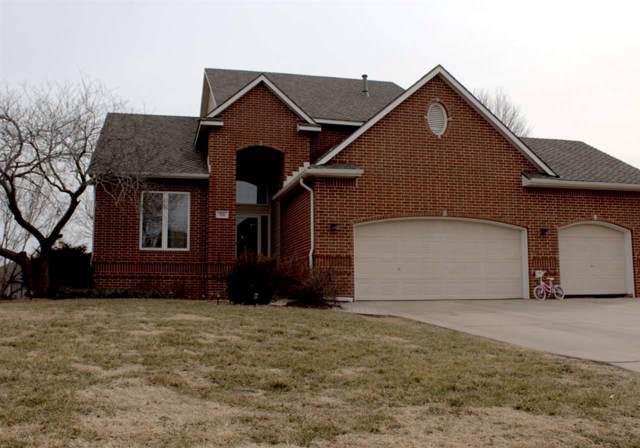 128 N Forestview Ct, Wichita, KS 67235 (MLS #576602) :: Lange Real Estate