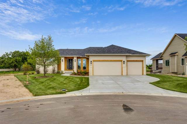 5217 W 26th Ct N, Wichita, KS 67205 (MLS #576645) :: Lange Real Estate