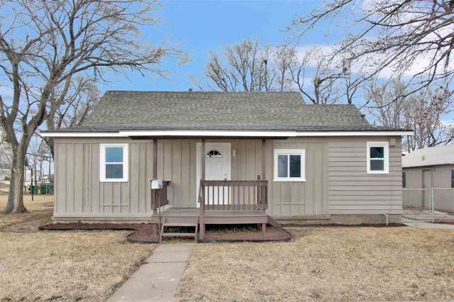 222 W Allen St, Valley Center, KS 67147 (MLS #576690) :: Keller Williams Hometown Partners