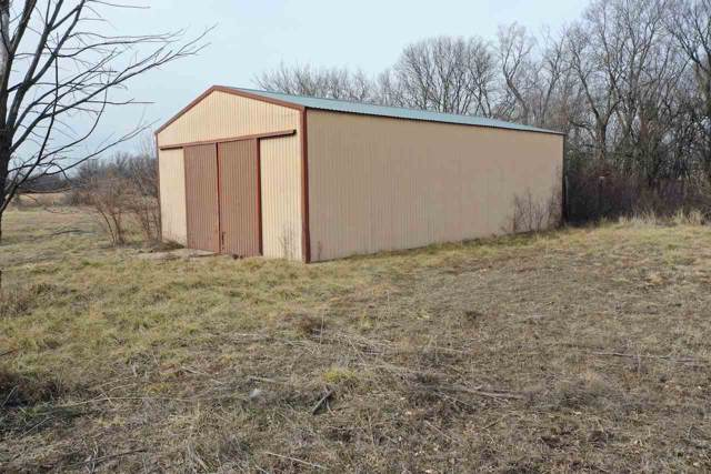 9613 SW Purity Springs Rd, Augusta, KS 67010 (MLS #576761) :: On The Move