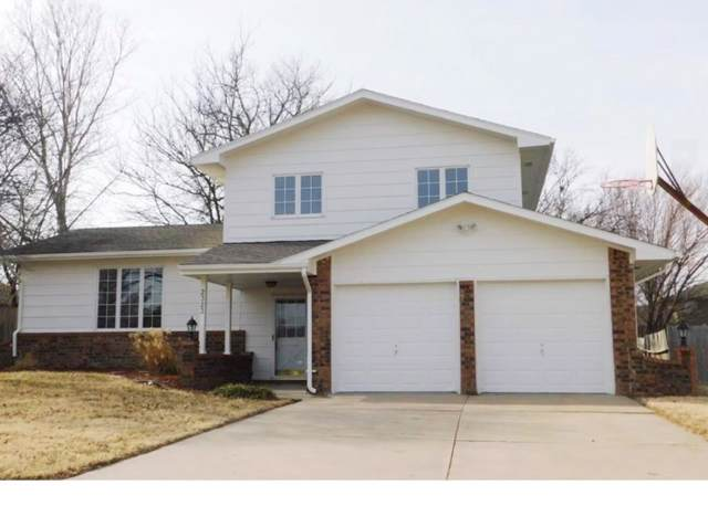 2323 S White Cliff Ln, Wichita, KS 67207 (MLS #576772) :: Pinnacle Realty Group