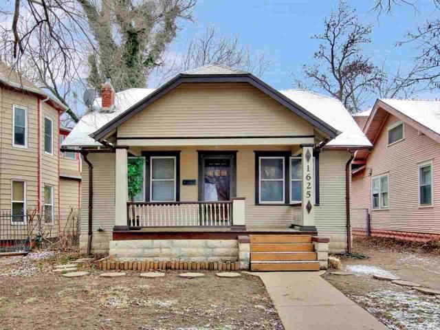 1625 N Park Pl, Wichita, KS 67203 (MLS #576803) :: Pinnacle Realty Group