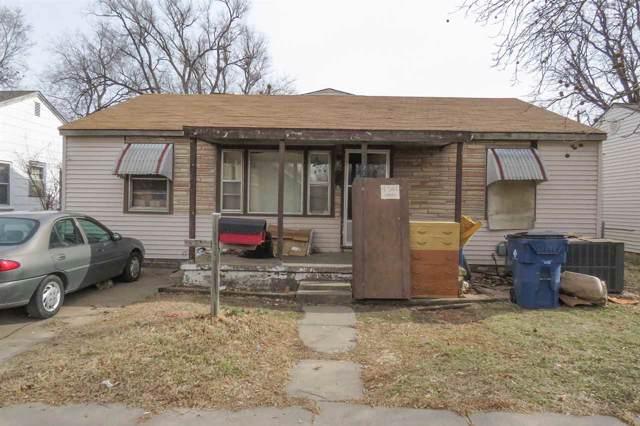 2152 S Market St, Wichita, KS 67211 (MLS #576871) :: Lange Real Estate