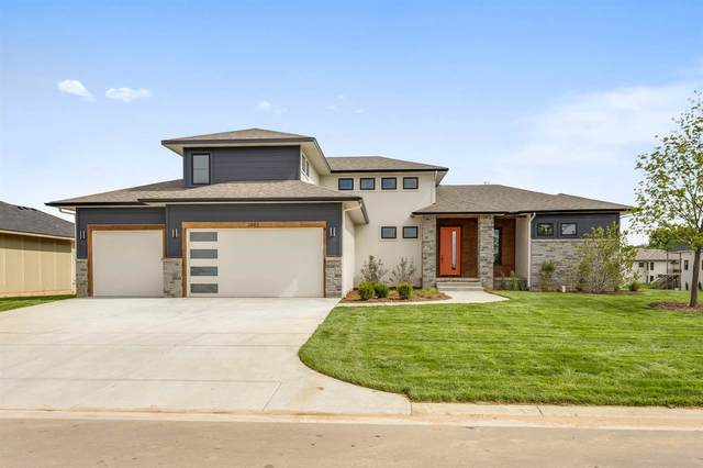 2883 N Anna Ct, Wichita, KS 67205 (MLS #576961) :: Lange Real Estate