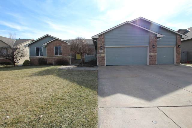 2536 Saint Andrew Ct, Goddard, KS 67052 (MLS #576972) :: Lange Real Estate