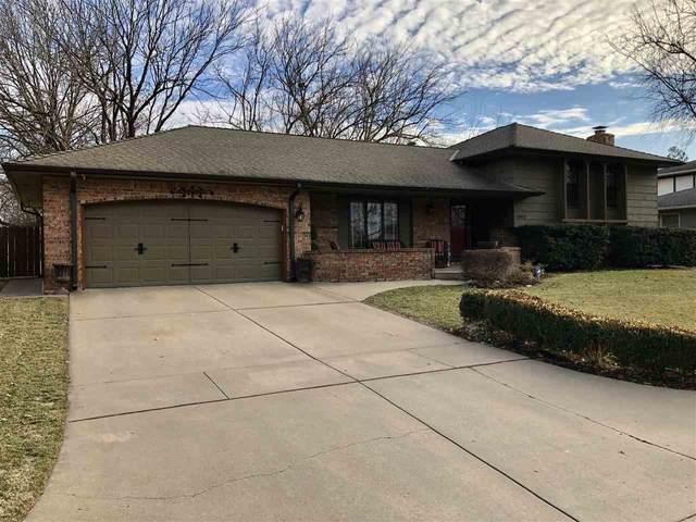 10017 W Harvest Ln, Wichita, KS 67212 (MLS #576978) :: Pinnacle Realty Group