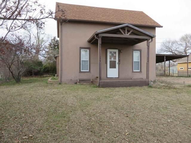 158 W Ave D, Garden Plain, KS 67050 (MLS #576981) :: Graham Realtors