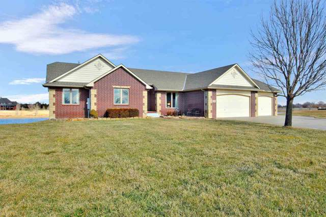 8400 W Mystic Lakes South St, Maize, KS 67101 (MLS #577114) :: Pinnacle Realty Group