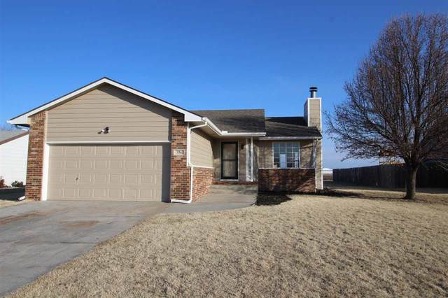336 Sheffield, Newton, KS 67114 (MLS #577249) :: Lange Real Estate