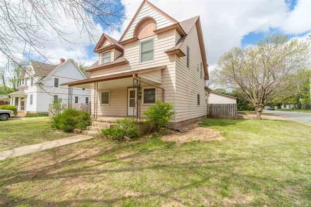402 S Jennings Ave, Anthony, KS 67003 (MLS #577383) :: Keller Williams Hometown Partners