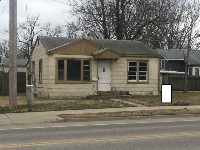 105 E Mount Vernon St, Wichita, KS 67211 (MLS #577387) :: Lange Real Estate