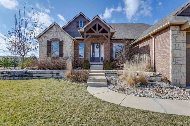 4031 N Fiddlers Cove St, Maize, KS 67101 (MLS #577414) :: Lange Real Estate