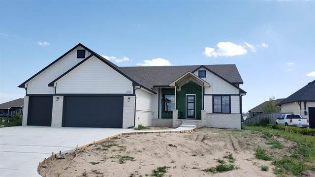 2920 N Gulf Breeze Ct, Wichita, KS 67205 (MLS #577463) :: Graham Realtors