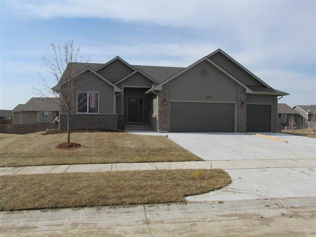 5285 N Pebblecreek, Bel Aire, KS 67226 (MLS #577506) :: Graham Realtors