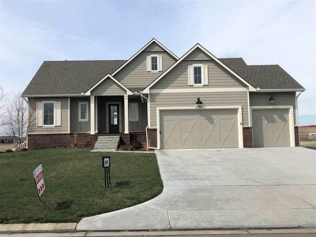 1330 W Ledgestone, Andover, KS 67002 (MLS #577564) :: Keller Williams Hometown Partners