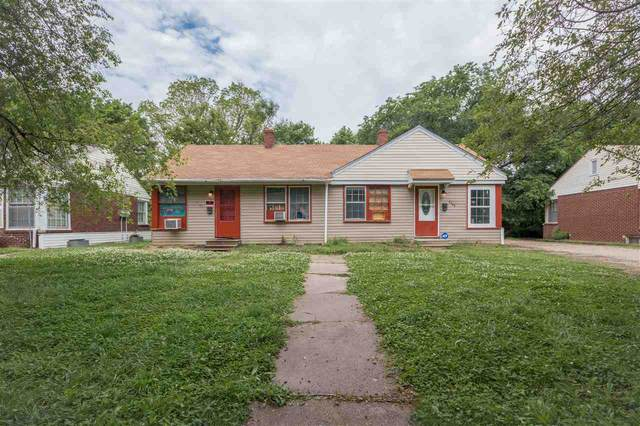 2646 & 2644 E Grail St, Wichita, KS 67211 (MLS #577585) :: Keller Williams Hometown Partners