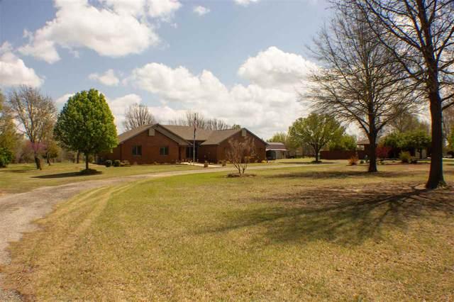 2210 N Main, Kingman, KS 67068 (MLS #577608) :: Lange Real Estate