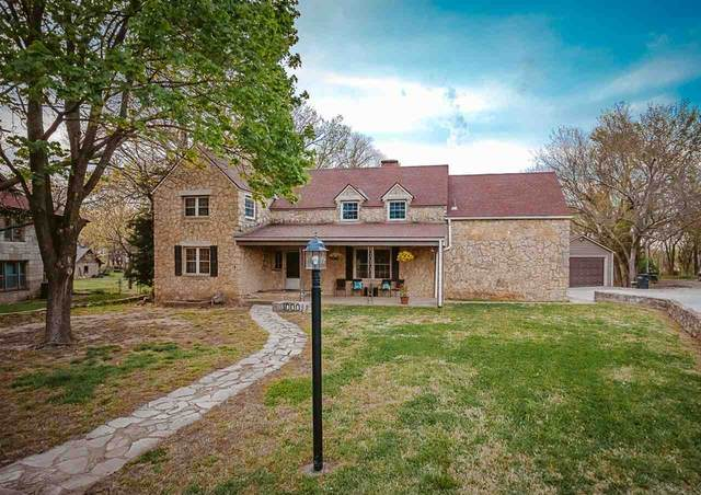 1000 Circle Drive, Arkansas City, KS 67005 (MLS #577774) :: Preister and Partners | Keller Williams Hometown Partners