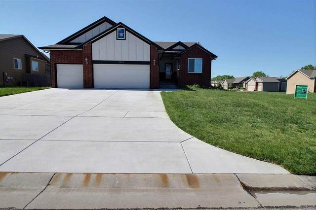 4676 N Briargate Ct, Park City, KS 67219 (MLS #577778) :: Lange Real Estate