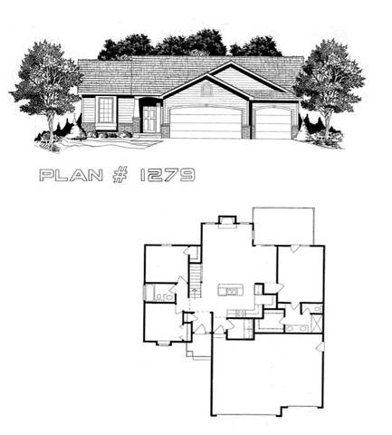 624 N Redbud, Valley Center, KS 67147 (MLS #577805) :: Graham Realtors