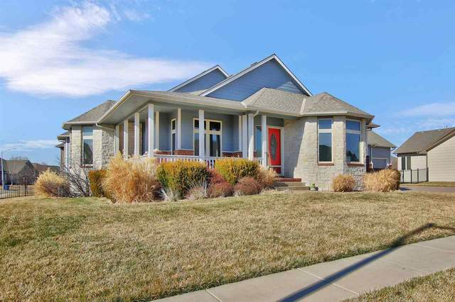 2607 N Rough Creek Rd, Derby, KS 67037 (MLS #577821) :: Lange Real Estate