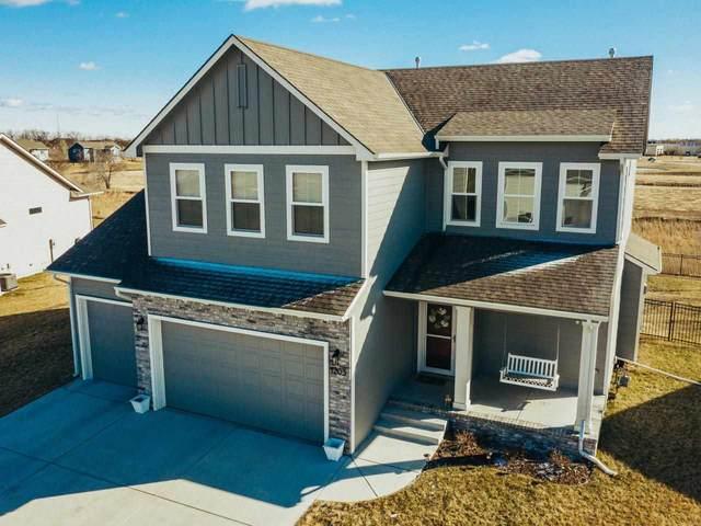 1203 W Ledgestone, Andover, KS 67002 (MLS #577839) :: Keller Williams Hometown Partners