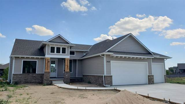 2928 N Gulf Breeze Ct, Wichita, KS 67205 (MLS #577847) :: Preister and Partners | Keller Williams Hometown Partners