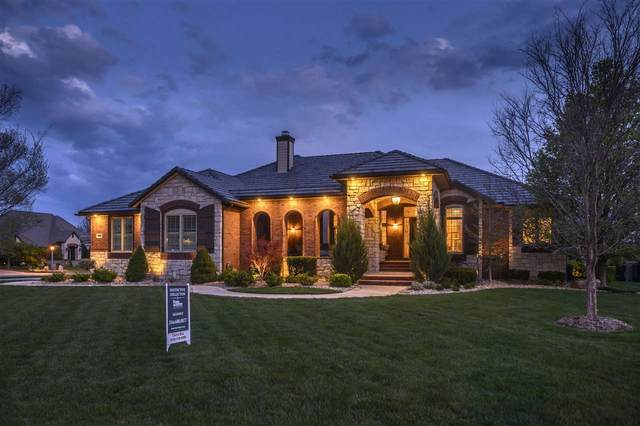 2105 N Clear Creek St, Wichita, KS 67230 (MLS #578148) :: Lange Real Estate