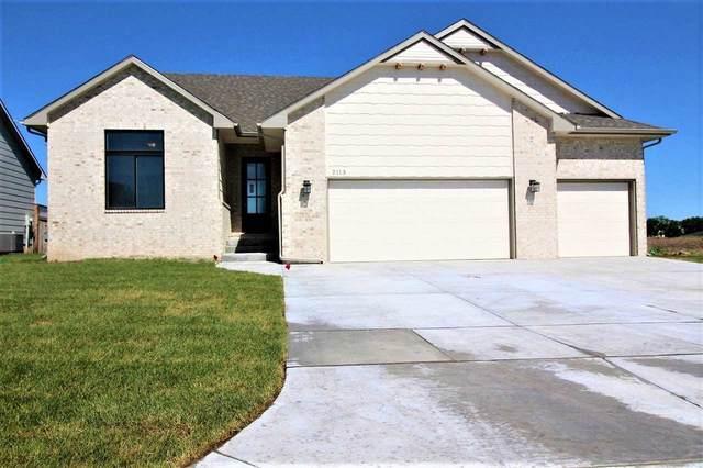 2113 S Michelle, Wichita, KS 67207 (MLS #578329) :: Graham Realtors