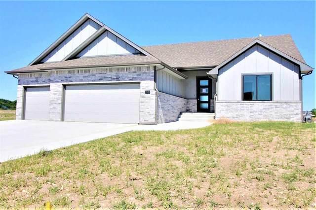 2105 S Michelle, Wichita, KS 67207 (MLS #578337) :: Preister and Partners | Keller Williams Hometown Partners