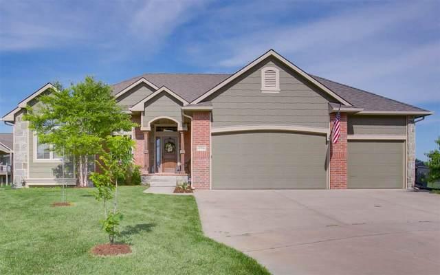 4716 N Emerald Ct, Maize, KS 67101 (MLS #578607) :: Lange Real Estate