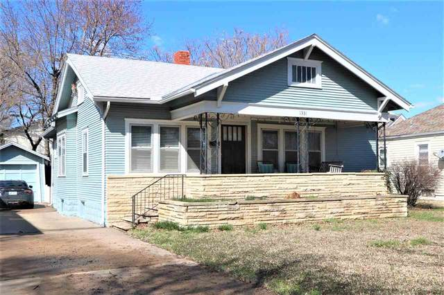 1331 N Coolidge Ave, Wichita, KS 67203 (MLS #578853) :: Lange Real Estate