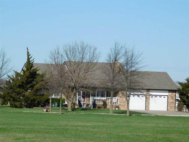 794 E Kinsmen Rd, Peck, KS 67120 (MLS #578963) :: Lange Real Estate