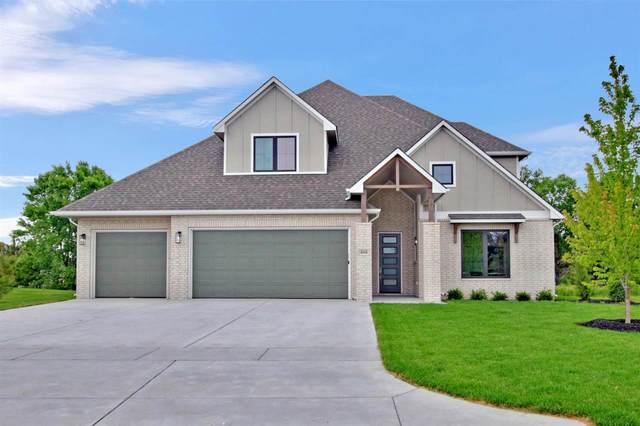 4111 Fiddlers Cove, Maize, KS 67101 (MLS #579090) :: Lange Real Estate