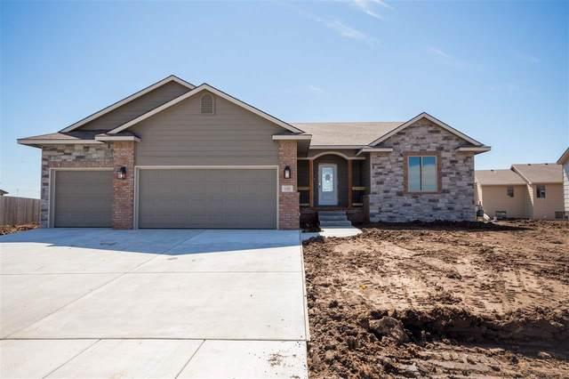 1106 N Lake Ridge Ct, Derby, KS 67037 (MLS #579167) :: Lange Real Estate