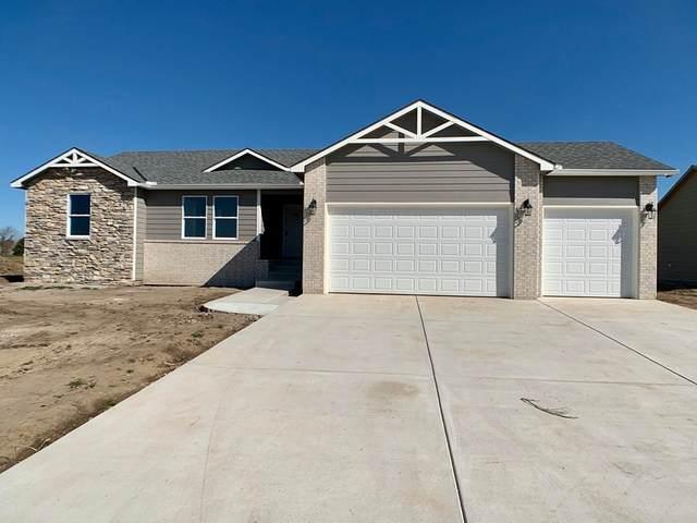 1104 Park Glen St, Clearwater, KS 67026 (MLS #579172) :: Graham Realtors