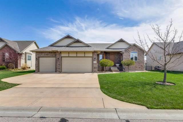 2506 N Spring Hollow St, Wichita, KS 67228 (MLS #579266) :: Keller Williams Hometown Partners