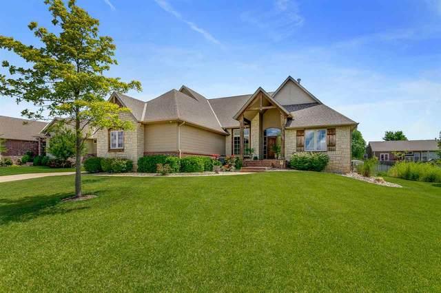 2308 N Loch Lomond Ln, Wichita, KS 67228 (MLS #579300) :: Lange Real Estate