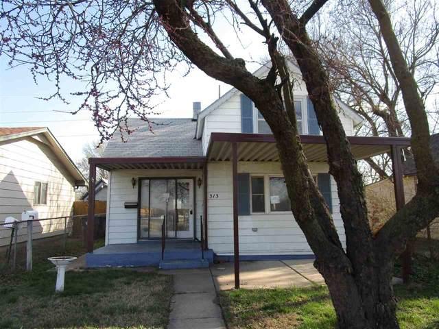 313 W 1ST ST, Newton, KS 67114 (MLS #579405) :: Lange Real Estate