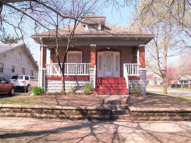 263 N Exposition St, Wichita, KS 67203 (MLS #579421) :: Lange Real Estate