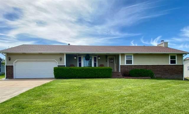 1217 Hillside Dr, Winfield, KS 67156 (MLS #579554) :: Lange Real Estate