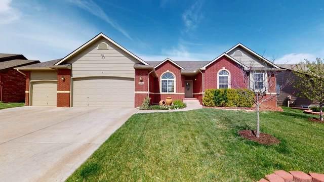 14908 W Lynndale St, Wichita, KS 67235 (MLS #579586) :: Lange Real Estate