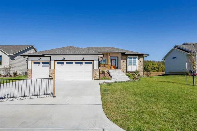 4921 N Peregrine, Wichita, KS 67219 (MLS #579609) :: Pinnacle Realty Group