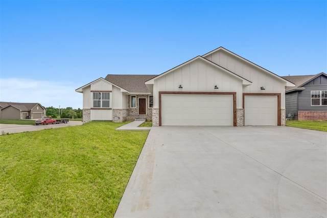 1280 N Countrywalk Ct, Rose Hill, KS 67133 (MLS #579640) :: Kirk Short's Wichita Home Team