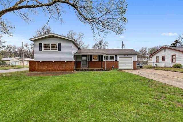 979 N Emerson Ave, Wichita, KS 67212 (MLS #579665) :: Pinnacle Realty Group
