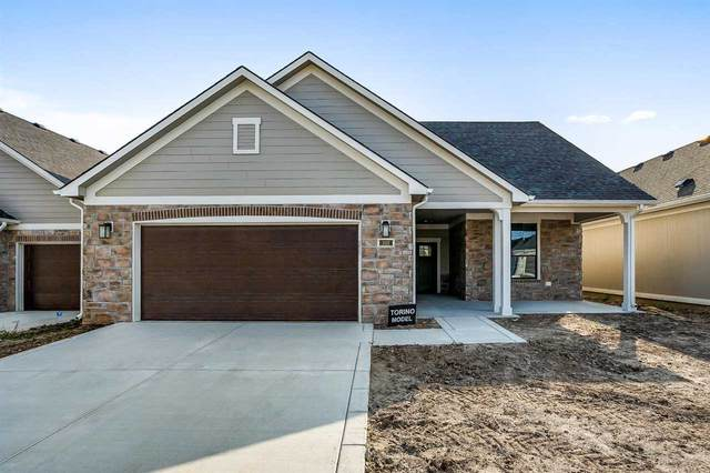 1222 S Forestview St Torino II Model, Wichita, KS 67235 (MLS #579669) :: Kirk Short's Wichita Home Team
