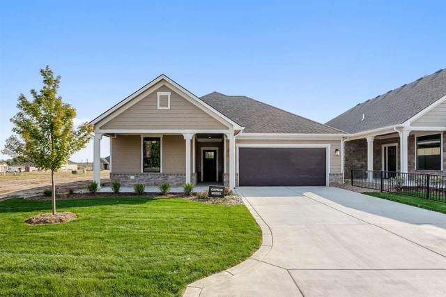 13205 W Montecito St Capri Model, Wichita, KS 67235 (MLS #579675) :: On The Move
