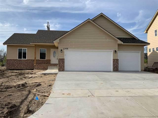 1301 E Prairie Hill Cir, Park City, KS 67219 (MLS #579724) :: Pinnacle Realty Group