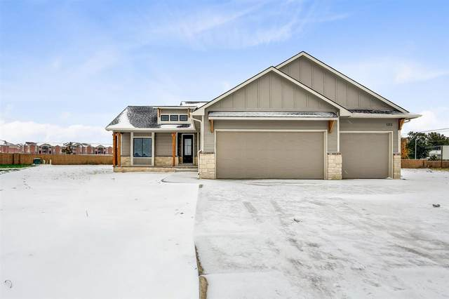 1213 E Summerchase Ct, Derby, KS 67037 (MLS #579758) :: Pinnacle Realty Group