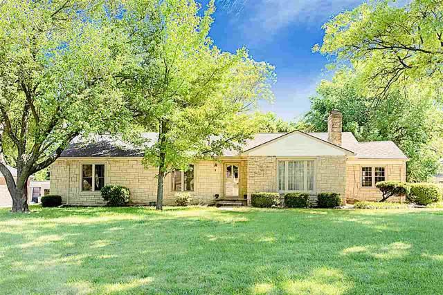 11 E English Ave, Eastborough, KS 67207 (MLS #580184) :: Kirk Short's Wichita Home Team